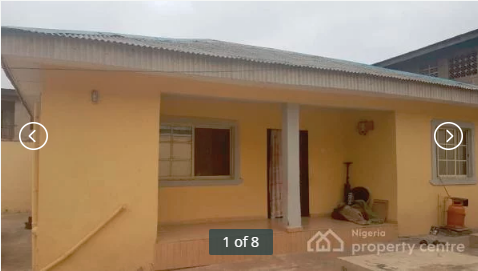 Detached 3 Bed Bungalow in Ogun State, Nigeria