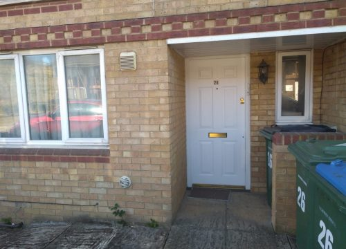 1 bedroom flat to rent in Thamesmead