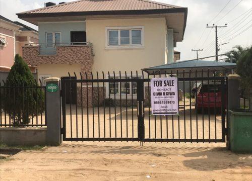 Arepo Lagos property in Nigeria