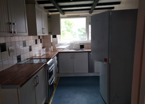 1 Bedroom Flat For Rent – Blanch Close SE15