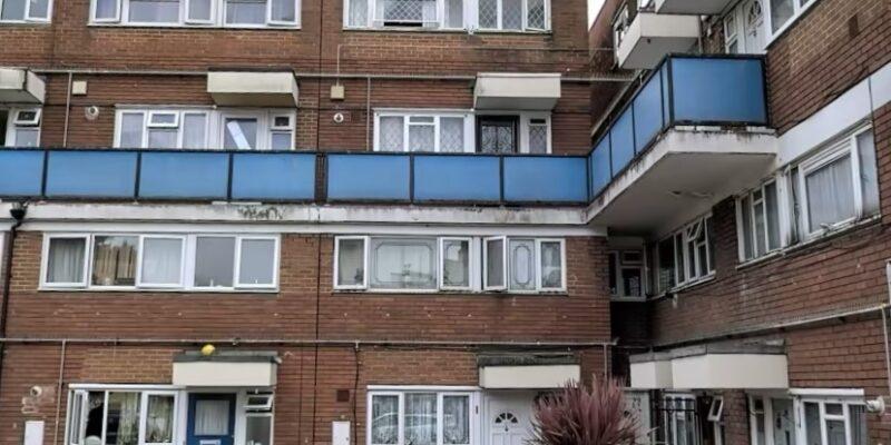 2 Bedroom Maisonette – Russell Road E16